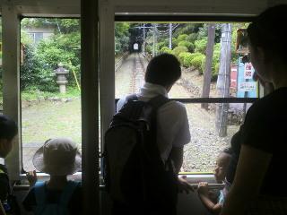 高尾山に遠足