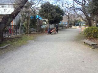 神代団地周辺の歩行に出ました